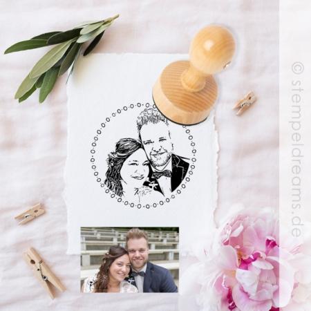 Fotostempel mit deinem Bild - Stempeldreams-de